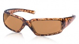 Costa Del Mar Rincon Sunglasses Shiny Tortoise Frame Sunglasses - Amber CR 39/COSTA 400