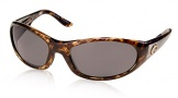 Costa Del Mar Swordfish - Shiny Tortoise Frame Sunglasses - Gray CR 39/COSTA 400