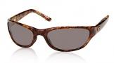 Costa Del Mar Triple Tail Sunglasses Shiny Tortoise Frame Sunglasses - Blue Mirror Glass/COSTA 400