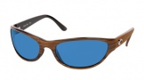 Costa Del Mar Triple Tail Sunglasses Driftwood Frame Sunglasses - Amber Glass/COSTA 400