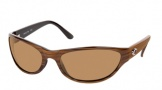 Costa Del Mar Triple Tail Sunglasses Driftwood Frame Sunglasses - Amber / 580P