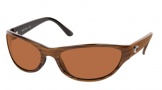 Costa Del Mar Triple Tail Sunglasses Driftwood Frame Sunglasses - Copper / 580P