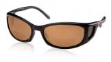 Costa Del Mar Pescador C-Mates Bifocals Sunglasses - Matte Black / Amber +2.75