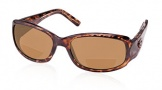 Costa Del Mar Vela C-Mates Bifocals Sunglasses - Shiny Tortoise/Amber 1.75 Polarized Bifocals