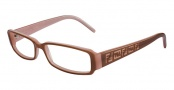 Fendi F664 Eyeglasses Eyeglasses - 255 Light Brown / Rose