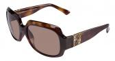 Fendi FS 5011R Sunglasses - 238 Havana / Brown Gradient