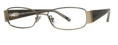Coach Adriana 215 Eyeglasses - Olive Horn (318)