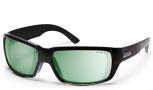 Smith Touchstone Sunglasses Sunglasses - Brown Stripe/Polar Green Mirror