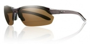 Smith Parallel Max Sunglasses Sunglasses - Brown Fishing-Polarized Brown/Yellow