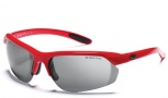 Smith Redline Max Sunglasses - Red/Polarized Gray