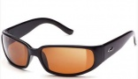 Smith Gallegos Sunglasses - Black / Polarized Copper