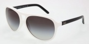 D&G DD 8070 Sunglasses - 15988G White / Gray Gradient