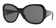 Versace VE4156B Sunglasses Sunglasses - GB1/87 Shiny Black / Gray