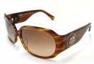 Coach Noreen S826 Sunglasses - 238 Amber Horn