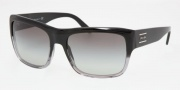 Prada PR 02MS Sunglasses Sunglasses - 1AB1A1 Black