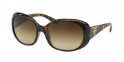 Prada PR 27LS Sunglasses Sunglasses - 2AUS61 Havana / Brown