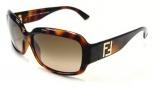 Fendi FS 5003 Sunglasses - 238 Havana / Brown Gradient