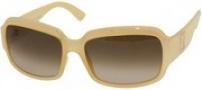 Fendi FS 5003 Sunglasses - 275 Creamy Beige / Brown Gradient