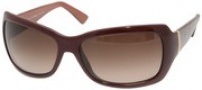 Fendi FS 502 Sunglasses - 602 Wine / Brown Gradient
