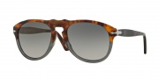Persol PO 0649 Sunglasses Sunglasses - 1023M3 Havana / Grey / Grey Gradient Polarized