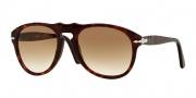 Persol PO 0649 Sunglasses Sunglasses - 24/51 Havana / Crystal Brown Gradient