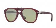 Persol PO 0649 Sunglasses Sunglasses - 902183 Red / Green Gradient Photocromatic Polarized