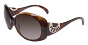 Fendi FS 5065 Sunglasses Sunglasses - 238 Havana