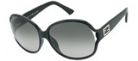 Fendi FS 5070 Sunglasses Sunglasses - 001 Black / Gray Gradient