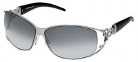 Roberto Cavalli RC376S Temi Sunglasses - OJ76 Black Ruthenium / Gray