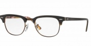 Ray-Ban RX 5154 Eyeglasses Eyeglasses - 5650 Havana on Tex Camuflage