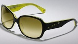 Coach Tasha S846 Sunglasses - 328 Olive / Green Gradient