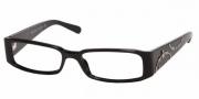 Prada PR 07IV Eyeglasses Eyeglasses - (1AB1O1) Gloss Black