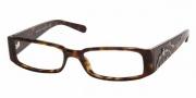 Prada PR 07IV Eyeglasses Eyeglasses - (2AU1O1) Havana