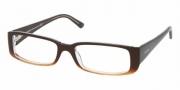Prada PR 07MV Eyeglasses Eyeglasses - (ZXB1O1) Brown Gradient