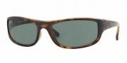 Ray-Ban RB4119 Sunglasses Sunglasses - 710/71 Light Havana / Green