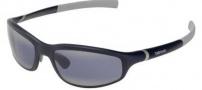 Tag Heuer 27 Sunwear 6002 Sunglasses - 409 Light Grey - Dark Blue / Watersport Lens