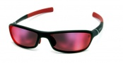 Tag Heuer 27 Sunwear 6006 Sunglasses - Black / Infrared Lenses