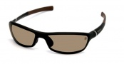 Tag Heuer 27 Sunwear 6006 Sunglasses - Brown / Polarized Brown Precision Lenses