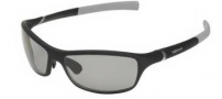 Tag Heuer 27 Sunwear 6007 Sunglasses - 191 Light Grey - Black / Photochromic+ Lens