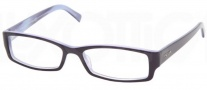 Prada PR 19LV Eyeglasses Eyeglasses - 7ON1O1 Top Violet on Lilac  (size 52 only)