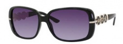 Juicy Couture Bronson Sunglasses Sunglasses - 0D28 Black (GT gray gradient lens)