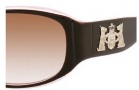 Juicy Couture Laguna Sunglasses Sunglasses - 0ERN Espresso Ice Pink (RN brown pink lens)