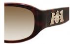 Juicy Couture Laguna Sunglasses Sunglasses - 01T1 Tortoise Pink (Y6 brown gradient lens)