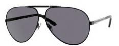 Gucci 1933 Sunglasses Sunglasses - 0BKS Black Shiny Black (R6 gray lens)