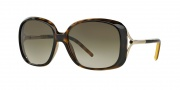 Burberry BE4068 Sunglasses Sunglasses - 300213 Tortoise / Brown Gradient