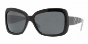 Burberry BE4074 Sunglasses Sunglasses - 316987 Black / Gray