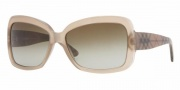 Burberry BE4074 Sunglasses Sunglasses - 316613 Beige / Brown Gradient