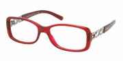 Prada PR 13MV Eyeglasses Eyeglasses - 2BM1O1 Bordeaux