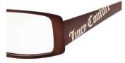 Juicy Couture Close Up Eyeglasses Eyeglasses - 0JRV Brown