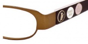 Juicy Couture Happy Eyeglasses  Eyeglasses - 0JMZ Brown